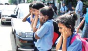 Noise pollution causing  hearing loss