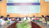 Meeting on 'Medical Technology Transfer'