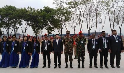 BRUR-teachers-visit-BNCC-cadets-parade