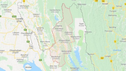 Bilaichhari upazila Awami League president gunned down in Rangamati