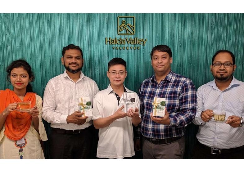 Halda Valley brings first flush tea in Bangladesh