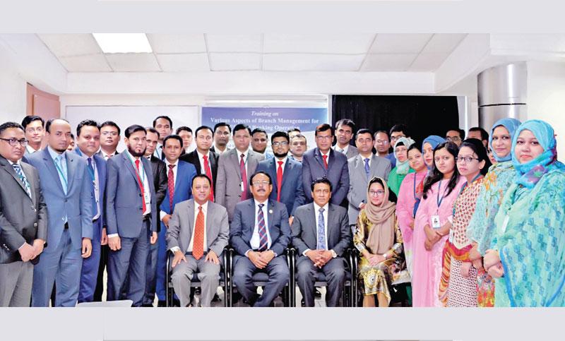 Mercantile Bank holds training workshop