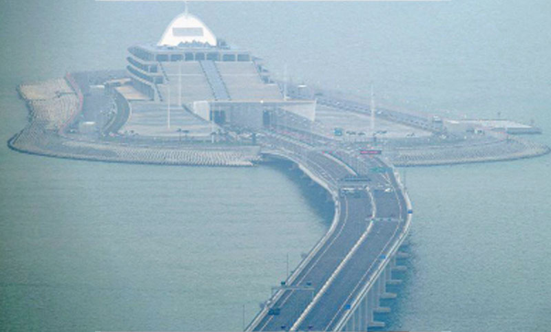 Hong Kong to build $79b artificial island