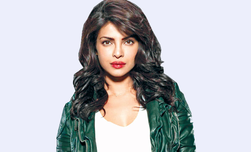 Priyanka features in 50 most powerful women in entertainment list
