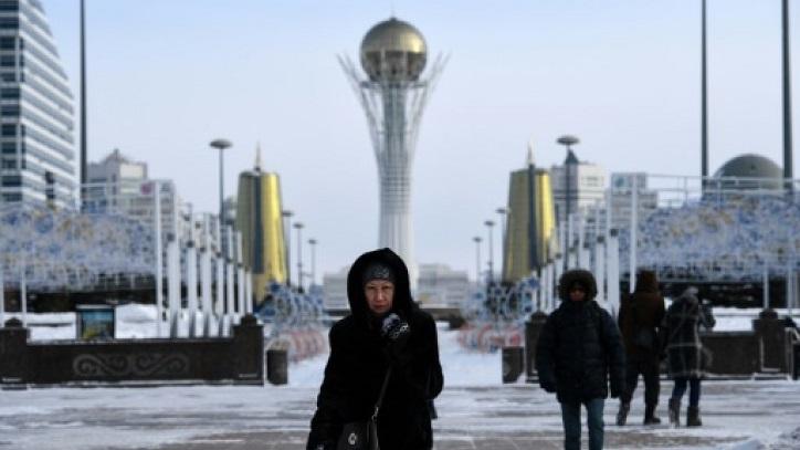 Kazakhstan renames capital 'Nursultan' after ex-president