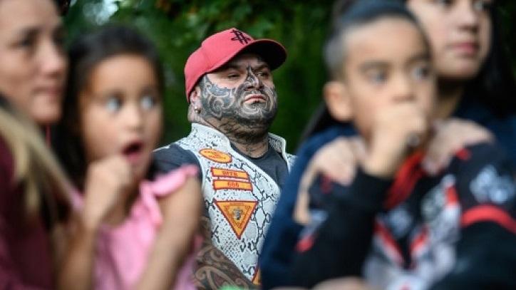 Christchurch Muslims protected as they pray following mass haka