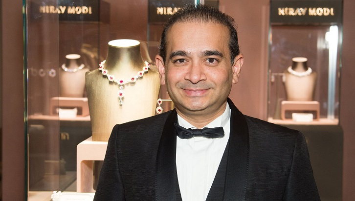 Indian fugitive celebrity jeweller arrested in London