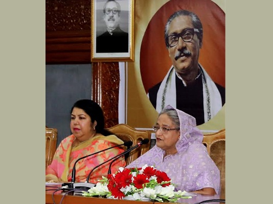 Prime Minister for reaching Bangabandhu's birth centennial celebration at grassroots