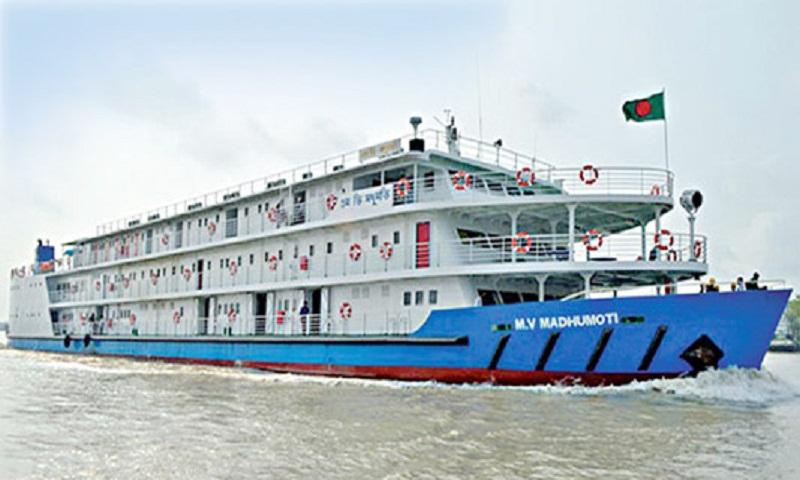 Madhumoti starts cruise for Kolkata on March 29