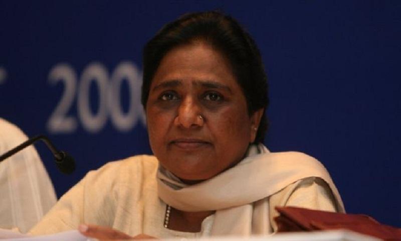 Mayawati: India Dalit icon will not contest election