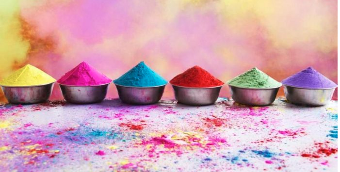 Holi festival on Thursday
