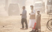 Dust causes sufferings for people in Halishahar