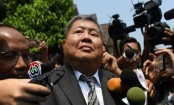 Thai tycoon found guilty for poaching but freed ahead of appeal