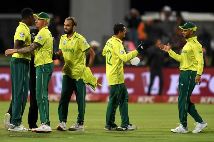 South Africa beat Sri Lanka in Super Over after thrilling tie