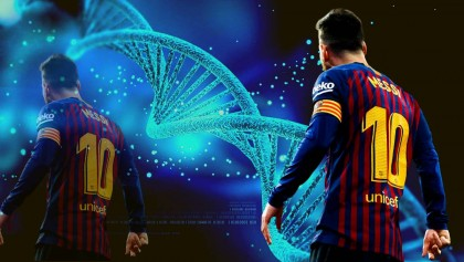 Genetic experts mull to clone Messi!
