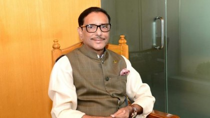 Bypass surgery on Obaidul Quader successful