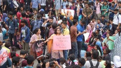 Protests over Abrar's death continue
