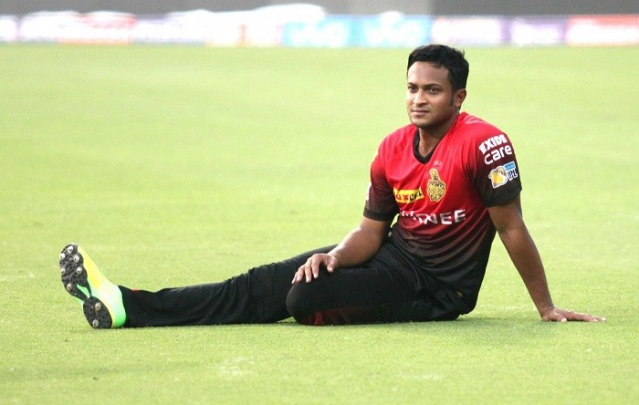 Shakib leaves for India tonight to play IPL