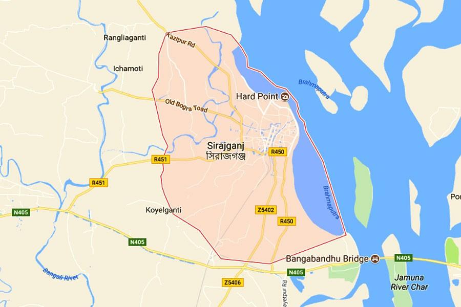 College student killed in Sirajganj road crash