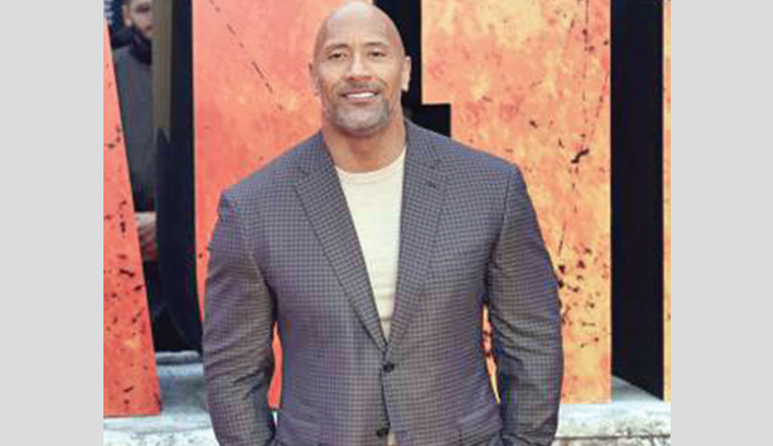 Dwayne identifies himself as both 'Black and Samoan'
