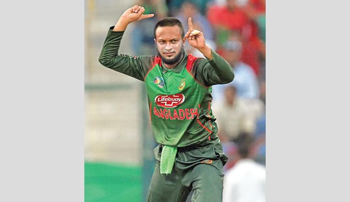 Shakib gets BCB's nod for IPL