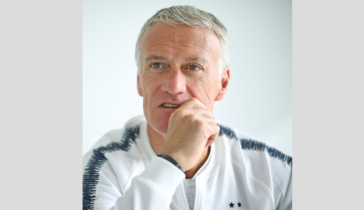 Deschamps keen to lead France  into 2022 WC