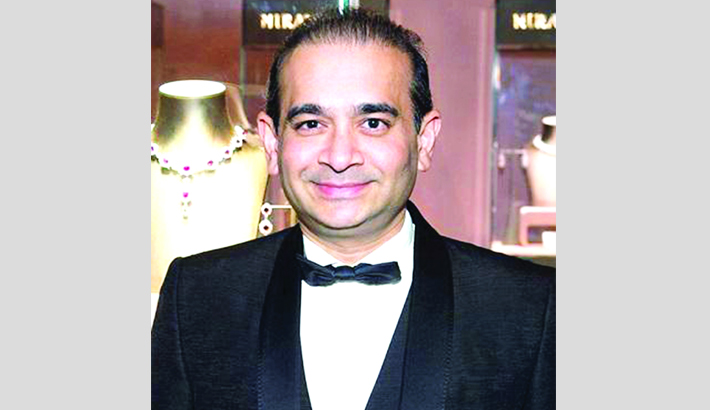 Indian Bank fraud  Nirav Modi arrested  in London, denied bail