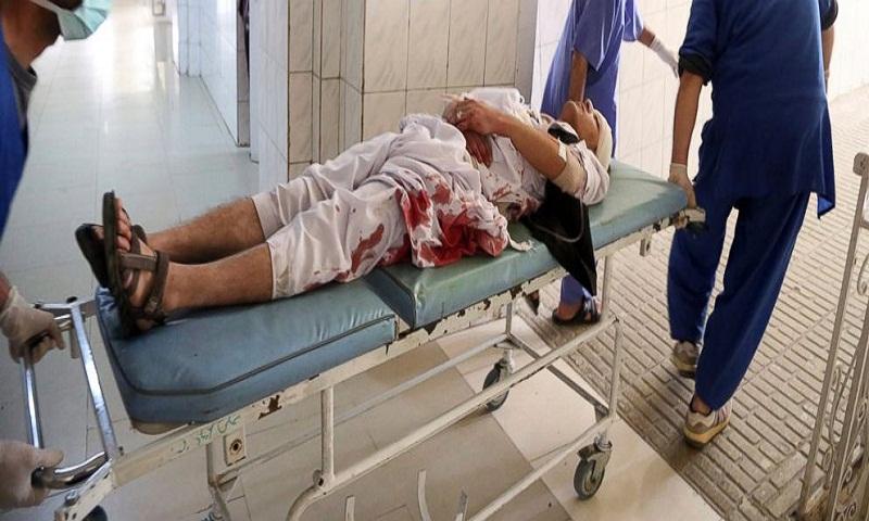 5 killed in blasts in Afghanistan's Kabul Shiite shrine