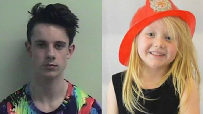 Aaron Campbell jailed for 27 yrs in Alesha murder case