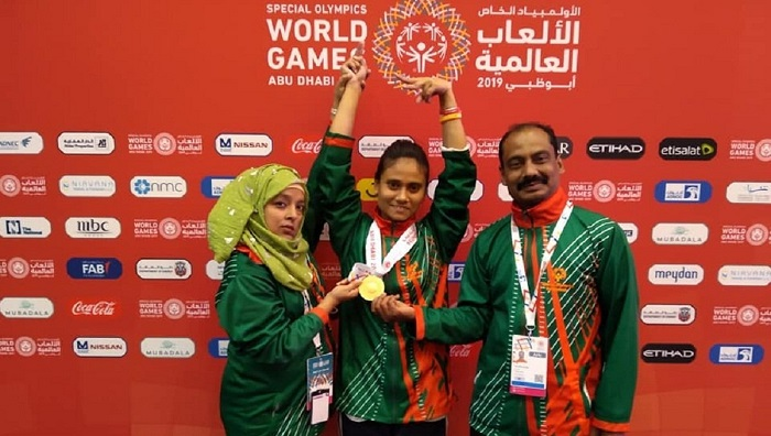 Bangladesh earn 22 gold, 10 silver, 6 bronze in Special Olympics
