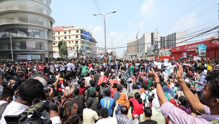 BUP protesters call off movement, majority students vow to continue