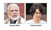 Priyanka lambastes Modi on home turf