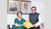 'Dhaka, Delhi happy over  power, energy co-op'