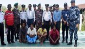 Myanmar Repatriates Bangladeshi Nationals Arrested 9 Years Ago