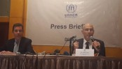 UNHCR for continuing talks on Rohingya relocation plan