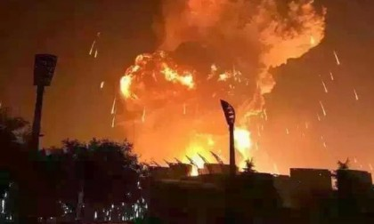 Blast rocks east China chemical plant, casualties unknown: official