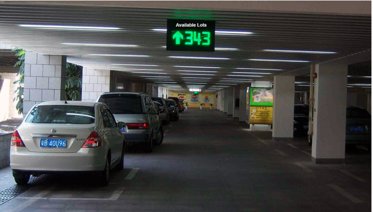 3 university students devise automated car parking system