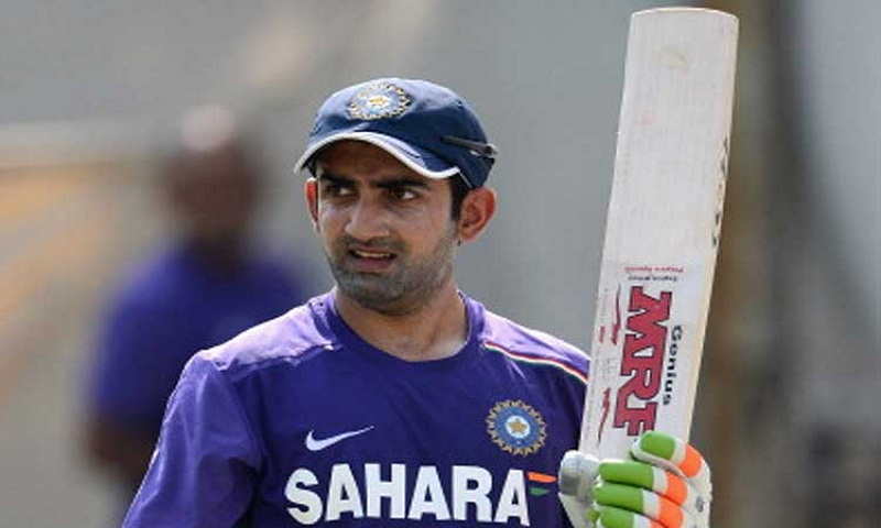 Cricketer Gautam Gambhir will join for political innings with BJP