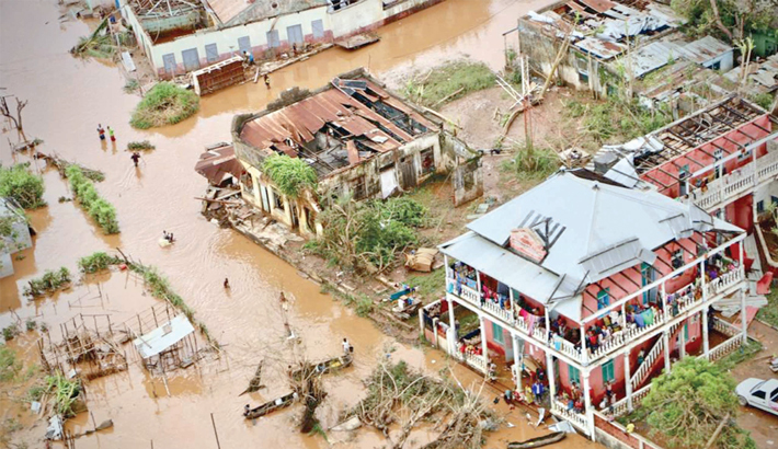 200,000 people in Zimbabwe affected by cyclone: UN