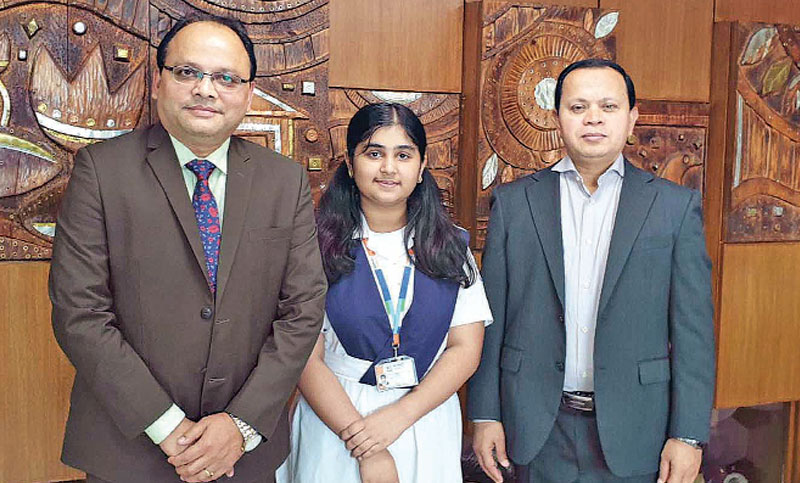 DIS student to represent Bangladesh at UN's Education Conference