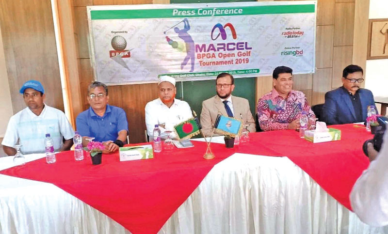 Marcel Golf Cup begins Mar 24