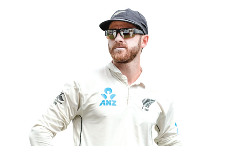 Williamson named NZ Player of the Year