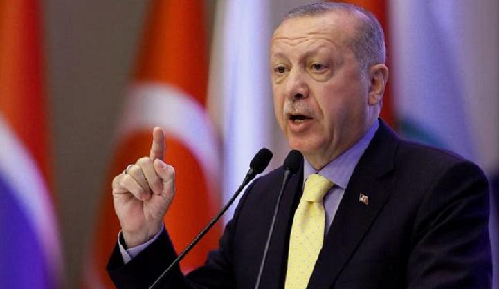 Erdogan calls for fight on Islamophobia as on anti-Semitism
