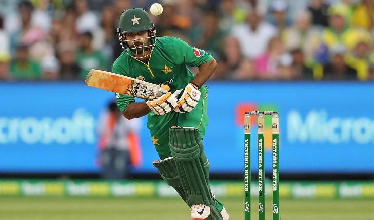 Pakistan bat in first ODI against Australia
