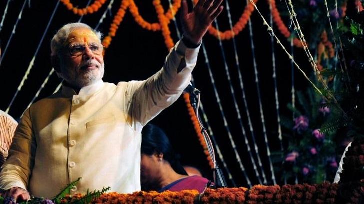 India's Modi chooses Hindu holy city of Varanasi for elections