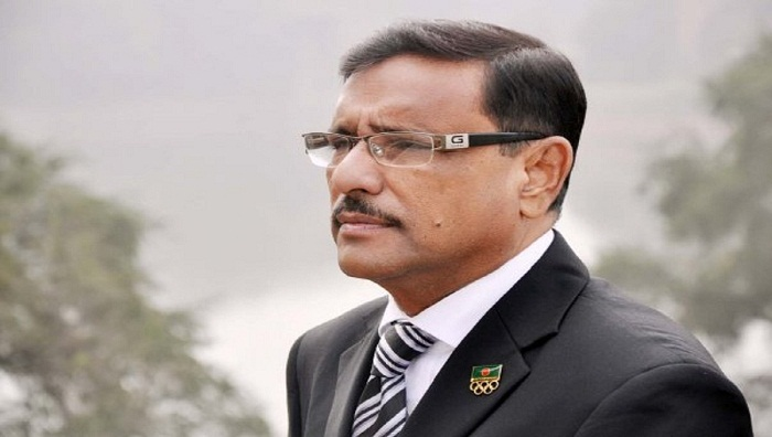 Obaidul Quader out of danger: Physician
