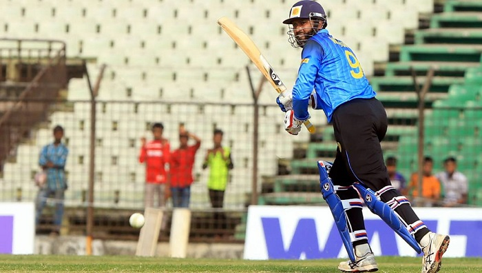Abahani taste first defeat in DPDCL