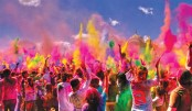 Holi- embodying bonds of friendship and fraternity
