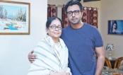 Sharmili, Apurbo work together in a drama