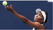Venus Williams wins opening match at Miami Open